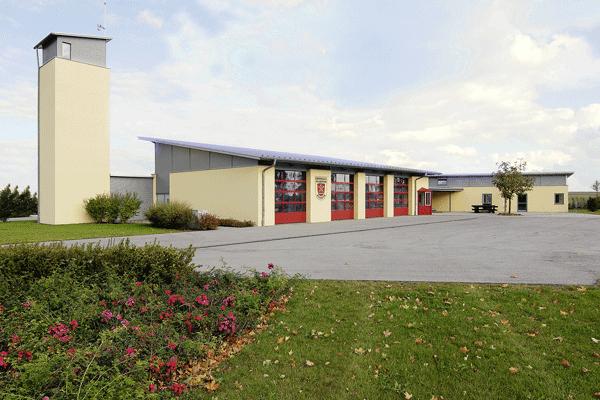 Feuerwehrgebäude Buxheim